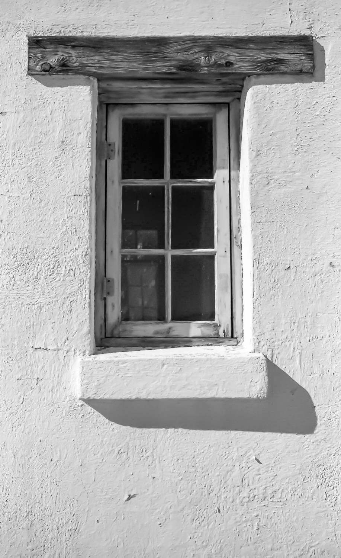 Ajo Mission Window