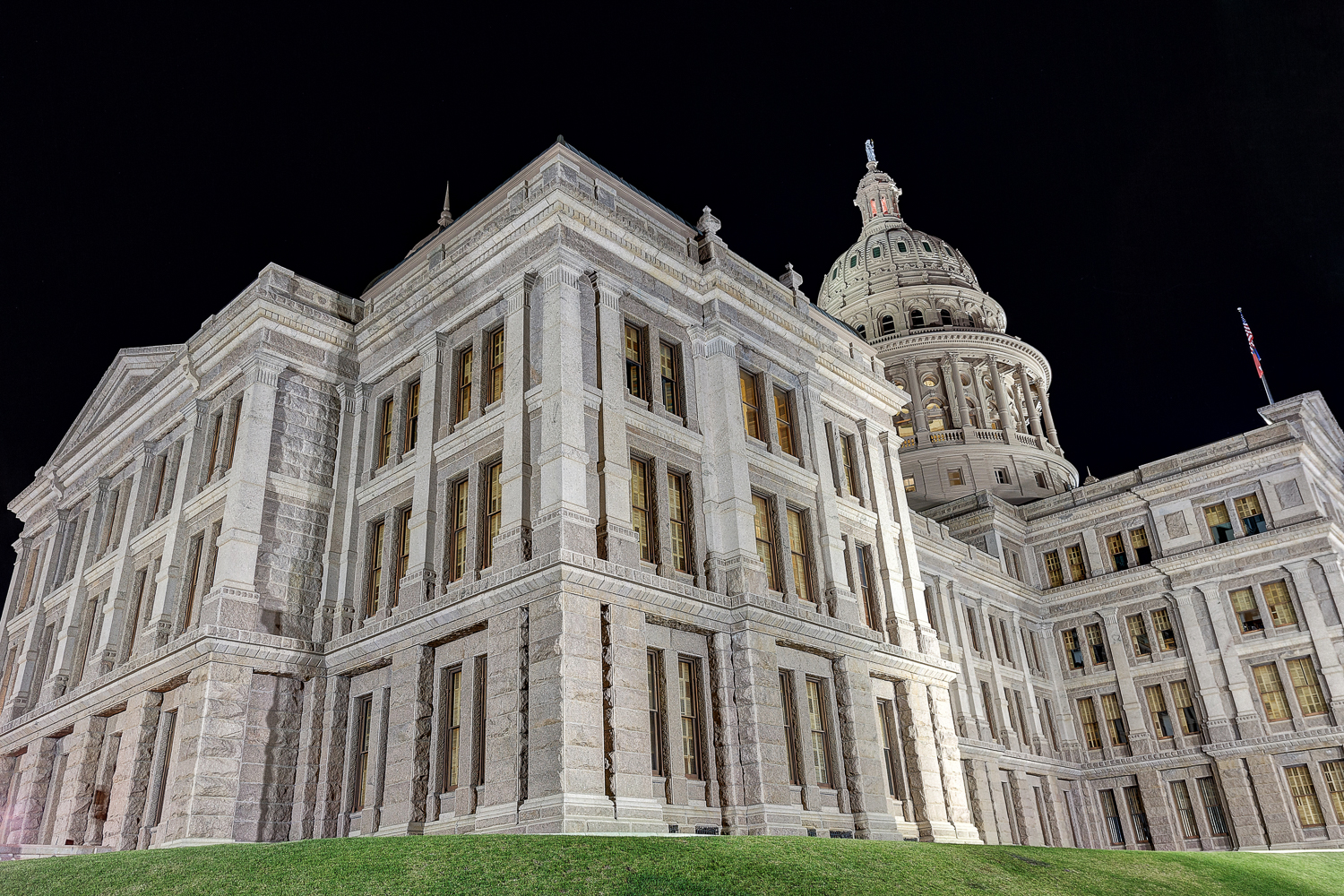 Texas State Capitol Wing