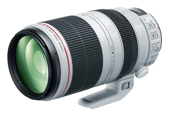 Canon EF 100-400mm II