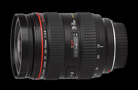 Canon EF 28-70mm f2.8L USM Lens