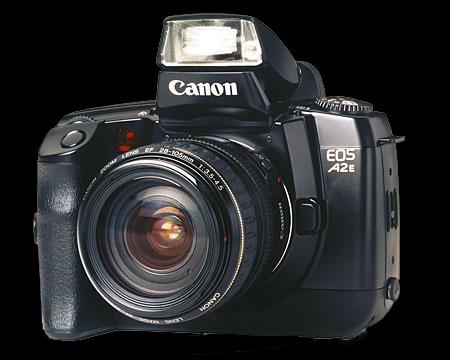 Canon EOS A2E SLR
