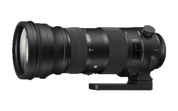 Sigma 150-600mm f5-63 DG OS HSM