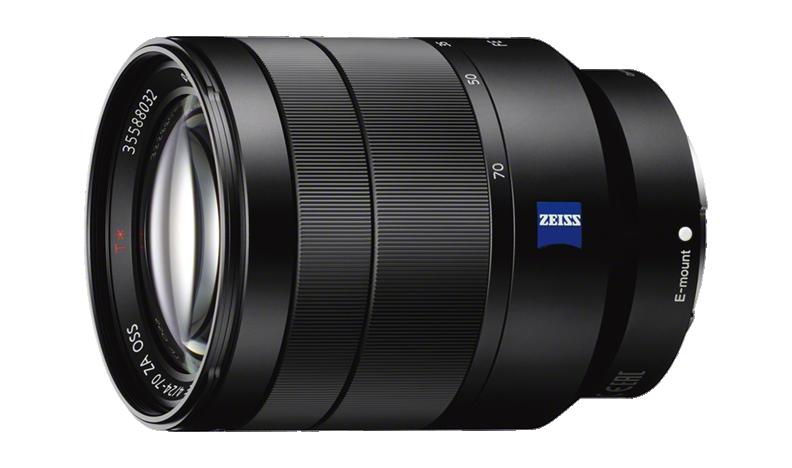 Sony FE 24-70mm f4 ZA OSS Lens