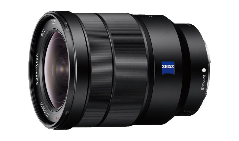 Sony Vario-Tessar FE 16-35mm f4 ZA OSS Lens