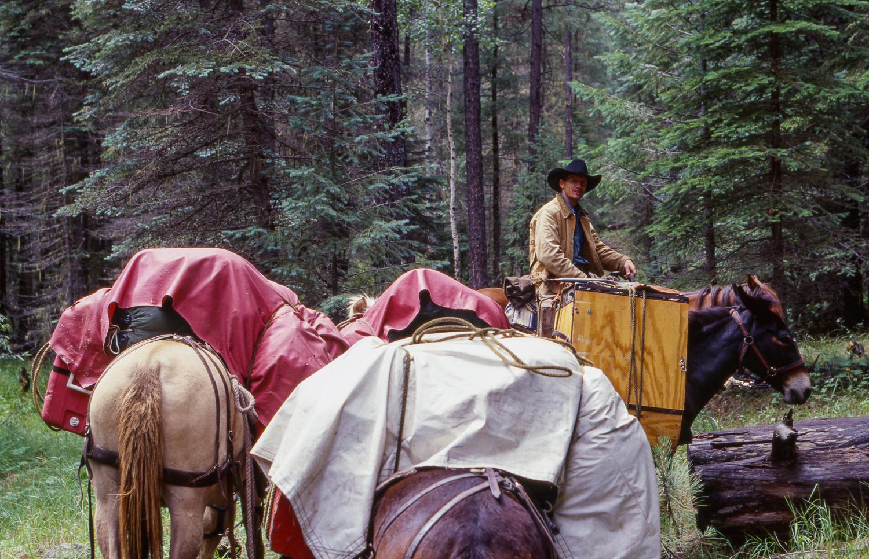 Gila Wilderness - Headin' Out