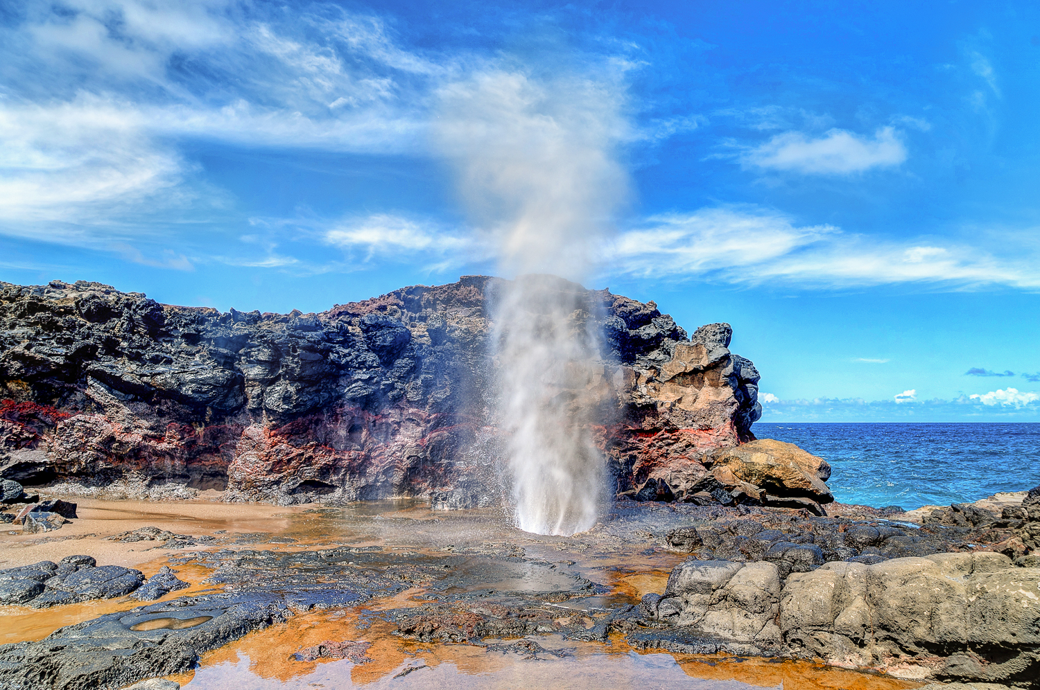 The Nakalele Blowhole