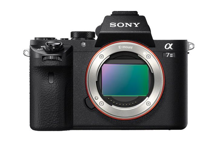Sony Alpha A7 II DSLR