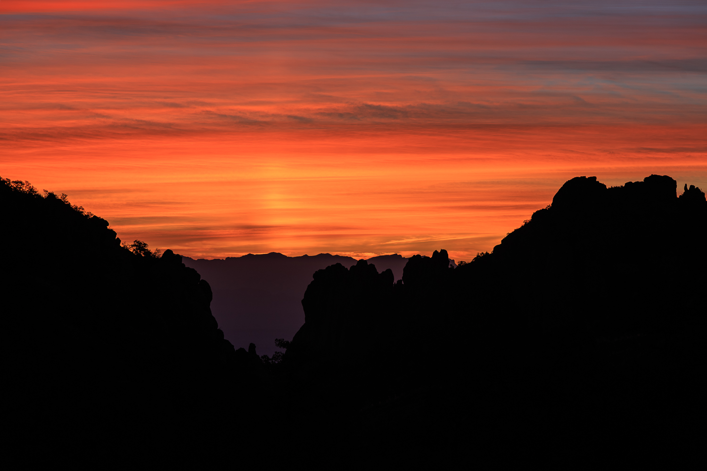 BBNP - Lost Mine Trail Sunrise