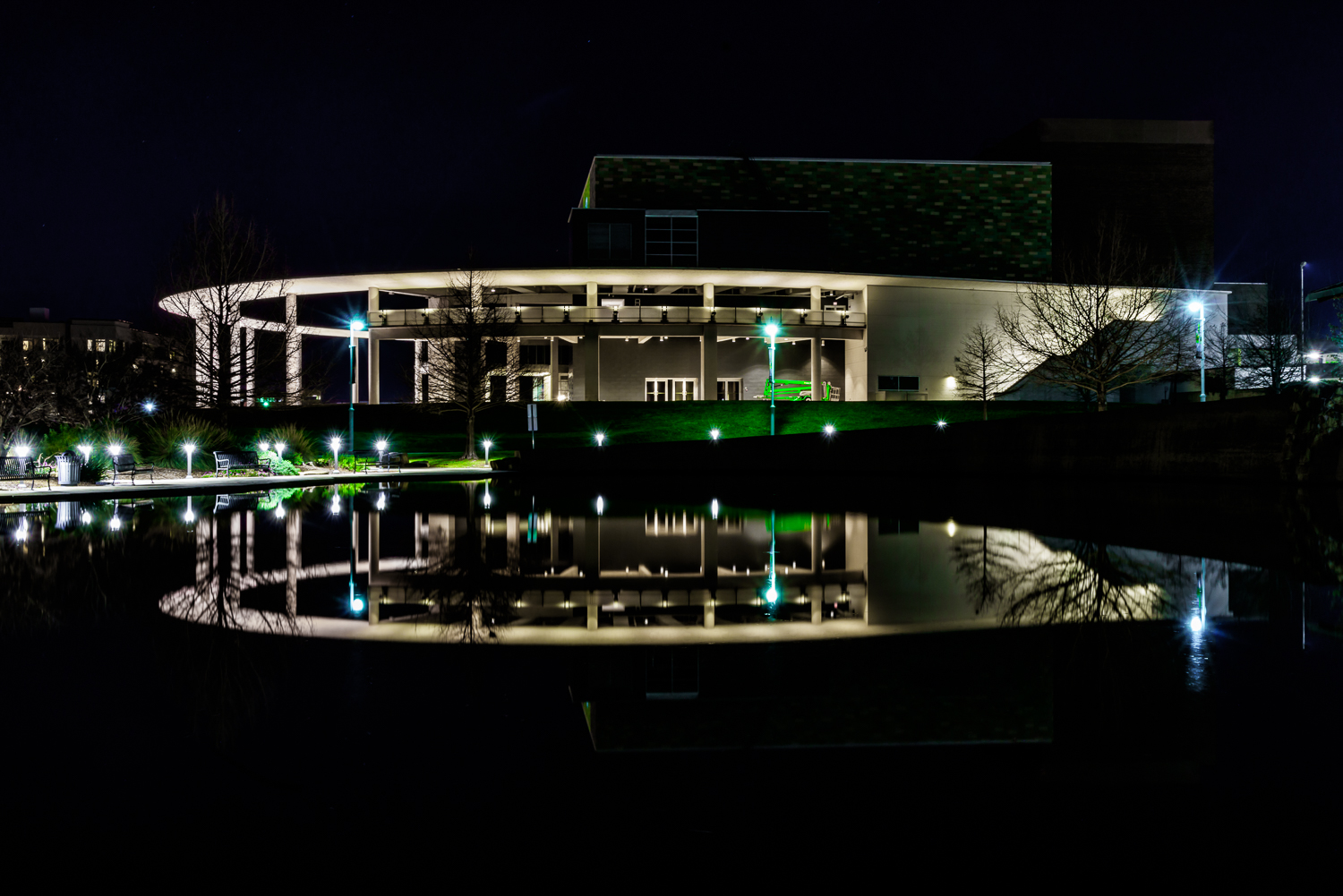Long Center Reflection