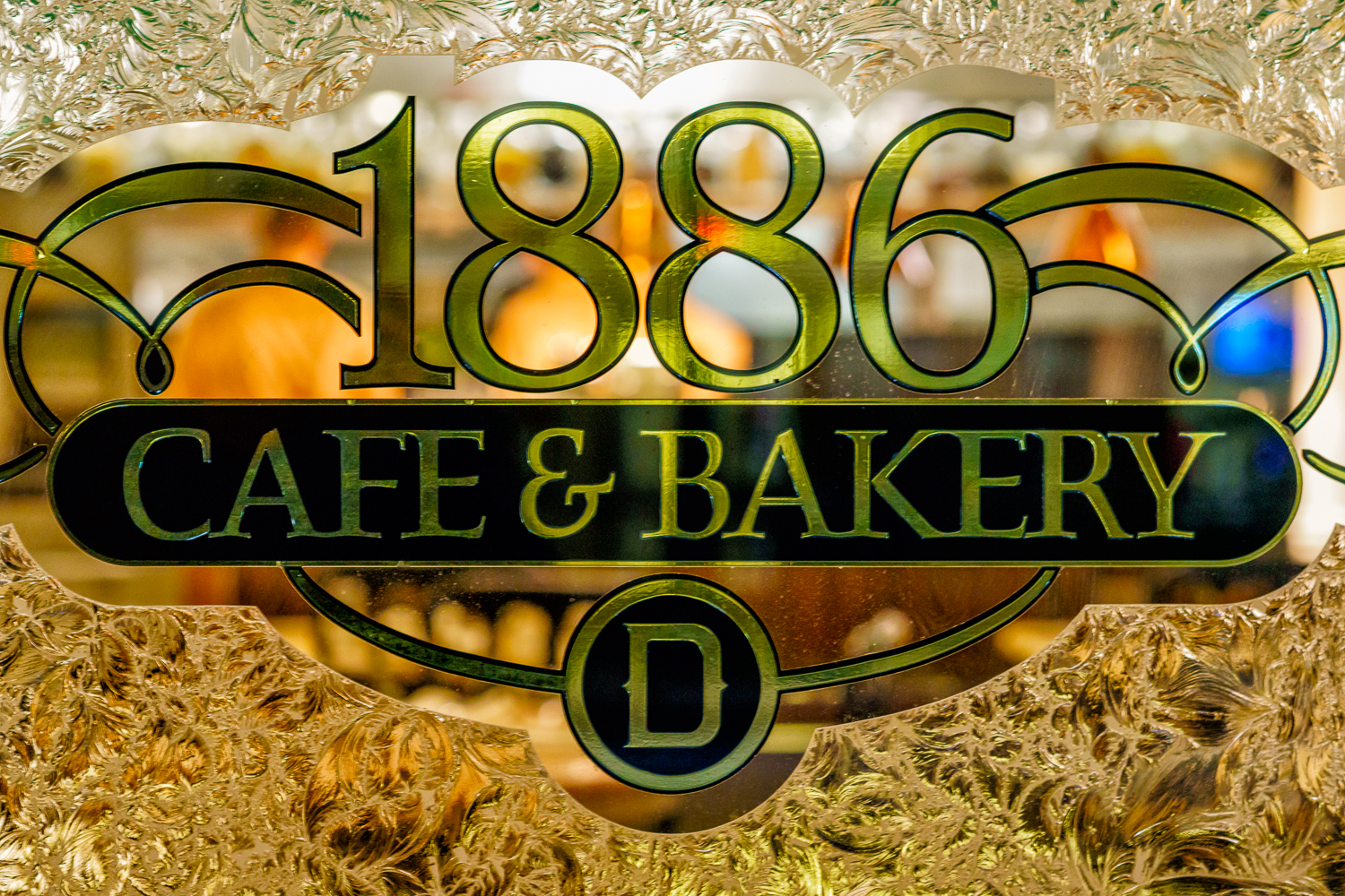 1886 Cafe and Bakery