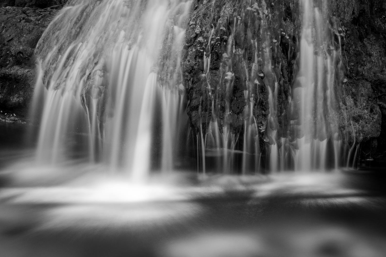 Bull Creek Waterfall