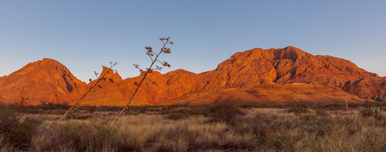 Chisos Mountain Range - BBNP