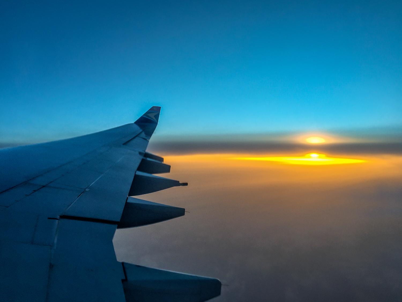 High Altitude Sunrise