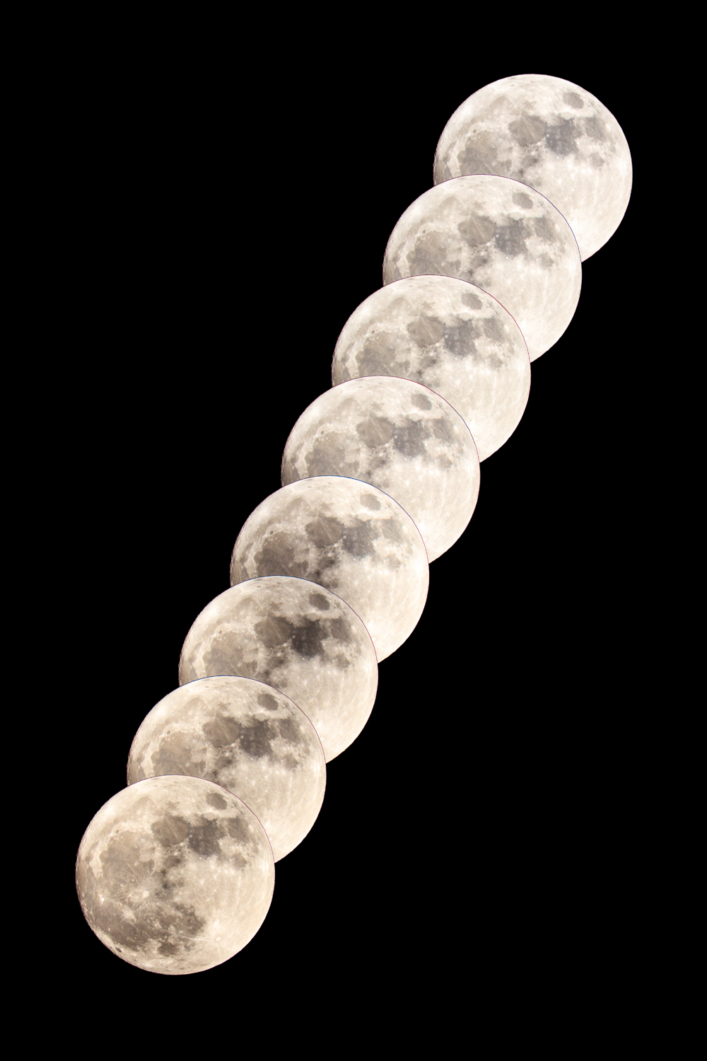 Moon in Motion