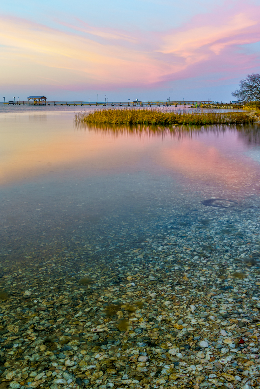 Rockport Beach Sunset
