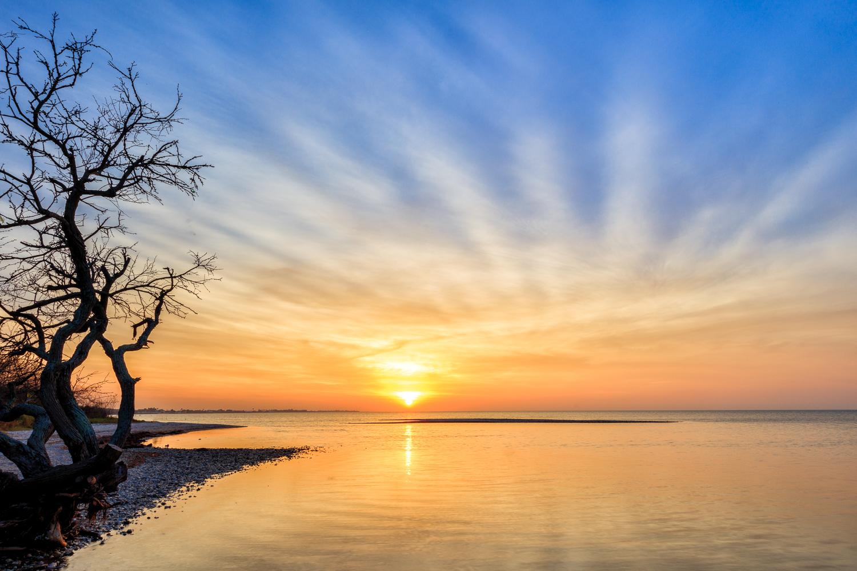 Copano Bay Sunset