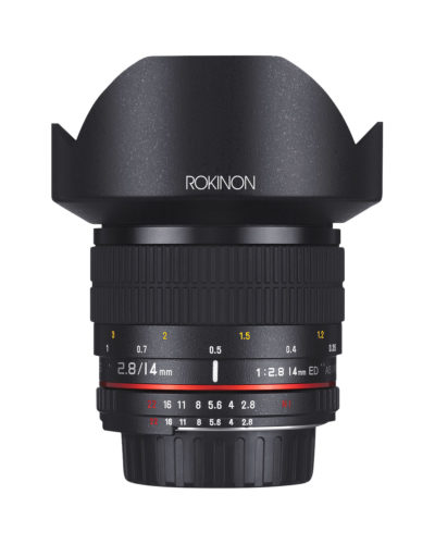 Rokinon 14mm f/2.8 IF ED UMC
